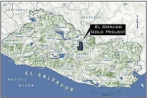 Millonaria demanda de minera al Estado Salvadoreño.