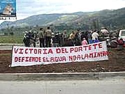 La minería domina el discurso preelectoral en región peruana