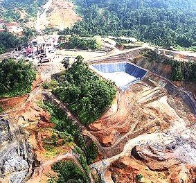 Religiosos críticos de la explotación minera