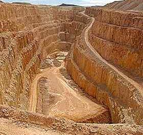 Cerro Vanguardia también explotará en forma subterránea