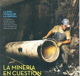 Censura de Gioja para cubrir a Barrick Gold y los intereses mineros