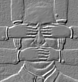 Los largos brazos de la censura minera
