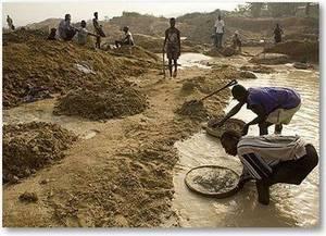 Matanzas, trabajos forzados y torturas en zona minera zimbabuense