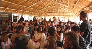 Debate en la 9º encuentro de la Unión de Asambleas Ciudadanas