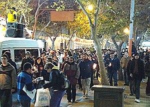 Segunda marcha contra la censura en San Juan