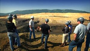 La mina contaminante de Monsanto