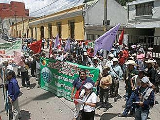 Indígenas de Jalapa exigen clausurar licencias mineras
