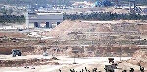 Decenas de desocupados por final de obras de Minera Peñasquito