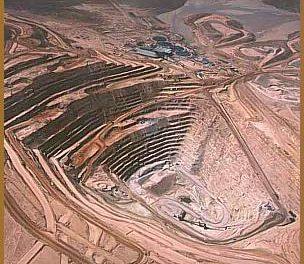 La cuarta parte de CO2 en Chile lo produce la industria minera