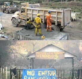 Minera Los Pelambres produjo nuevo derrame tóxico en el río Choapa