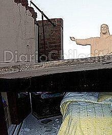 Cinco casas destruidas por explosión en Chilecito