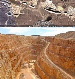 Minería vs. recursos naturales y patrimonio cultural