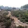 Se muere el río Copiapó: consumo de agua está en riesgo