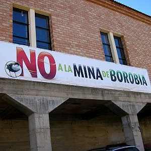 Estudian el impacto de la mina de Borobia