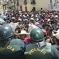 Comuneros de Vista Alegre deciden expulsar a minera Consolidada