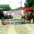 La explotación de la canadiense Blackfire en Chiapas
