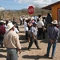 Pueblos del valle de Ocotlan contra minera Cuzcatlan