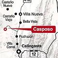 Empiezan trabajos previos de mina Casposo