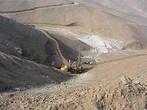 Exploración en proyecto minero Tía María
