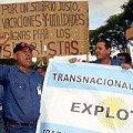 Mineros venezolanos protestan por salarios