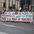 Parlamento aragonés rechaza apertura de mina de Borobia por las afecciones ambientales