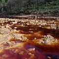 Llegan aguas residuales de la cuenca minera