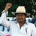 Asesinan a líder indígena que se oponía a minera canadiense