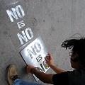 ¿Qué parte de la palabra NO es la que no entienden?