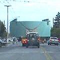 Camión con carga para Minera La Alumbrera (archivo)
