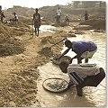 Buscadores de diamantes cerca de Mutare