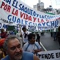 Tercera Marcha Ambiental a la Plaza de Mayo