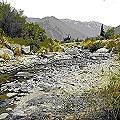 Pobladores denuncian que Pascua Lama ya secó un río
