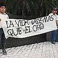 Panamá libre de minería metálica vale más