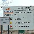 La Barrick reprime a trabajadores argentinos