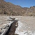 Cauce del río Vis Vis, cercano a La Alumbrera