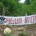 Más represión, más opositores a la minera