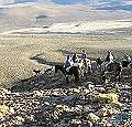 En Chubut, le gente de la meseta se esta cansando