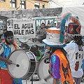 Murga y otras manifestaciones musicales contra la explotación megaminera