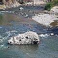 Derrame de Montana Exploradora contamina río Cuilco