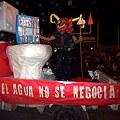 Carrozas antimineras en el carnaval de Chilecito