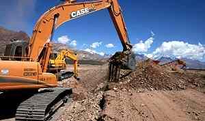 Trabajos para la pavimentación de la ruta nac. 149