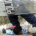 Difundir: Docenas de asambleístas detenidos y heridos en Andalgalá.
