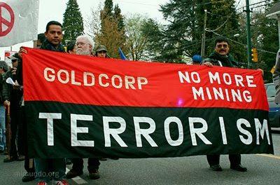 Goldcorp explora yacimiento de plata en Guatemala