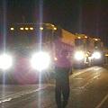 Resisten represión y retienen camiones de La Alumbrera