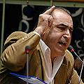 Vocero de las mineras, diputado Perez Osuna