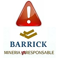Barrick Gold hace trampas sin éxito
