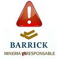 "Barrick Gold promueve ""cuatro mentiras capitales"""
