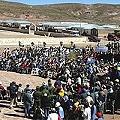 Campesinos e indígenas ocupan minera japonesa