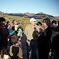 Crónica sobre la presencia de CQC en Andalgalá