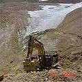 Mover 900 mil m³ de glaciares no afecta en nada…